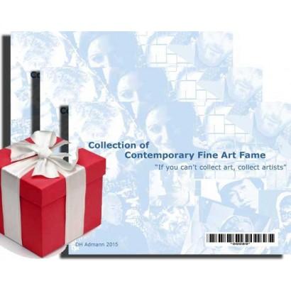 CCFAF - 10 Packs Cards+Art-Present  [Venice B]
